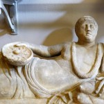 Etruscan Funerary Diner Firenze Archaeo Museum ppt