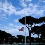 Nettuno Cemetery Flag Lowering ppt