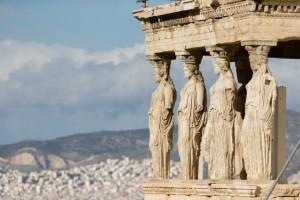 Acropolis, Erechtheum Temple